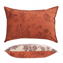 Housse de coussin rectangle...