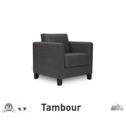 Fauteuil Tambour