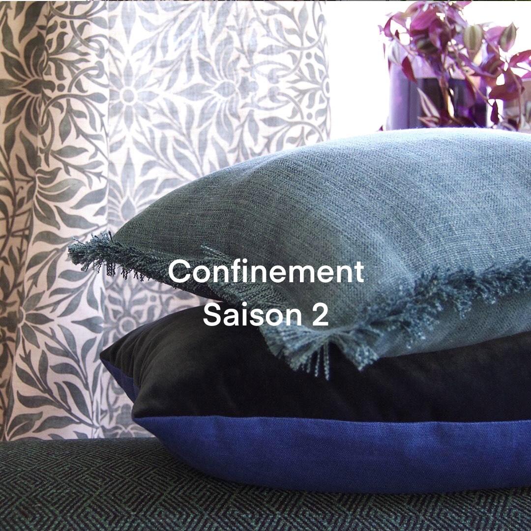 Confinement Saison 2 !