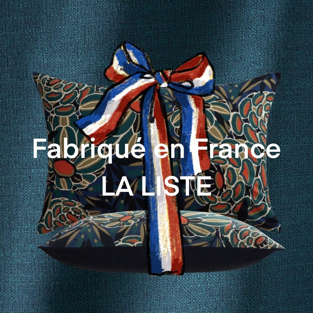Fabriqué en France, LA LISTE